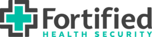 Fortified Health Security logo