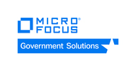 Micro Focus Government Solutions logo